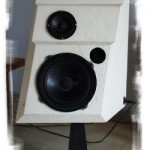 My old and trusty Richard Allan Monitor 80 speakers